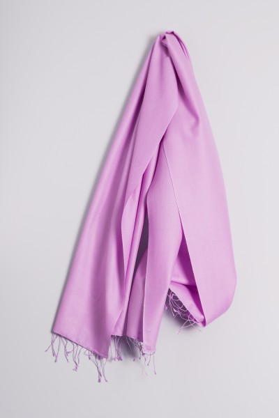 Pashmina 90x200cm lilac