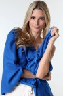Pashmina Couture snorkel blue
