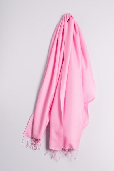Pashmina 90x200cm rosa