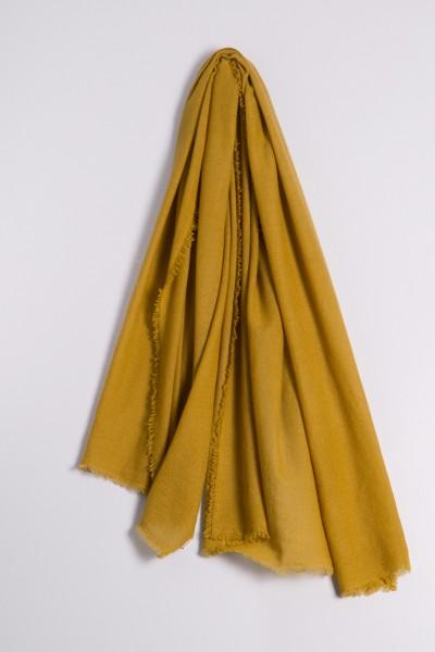 Kyōto Pashmina mustard gold
