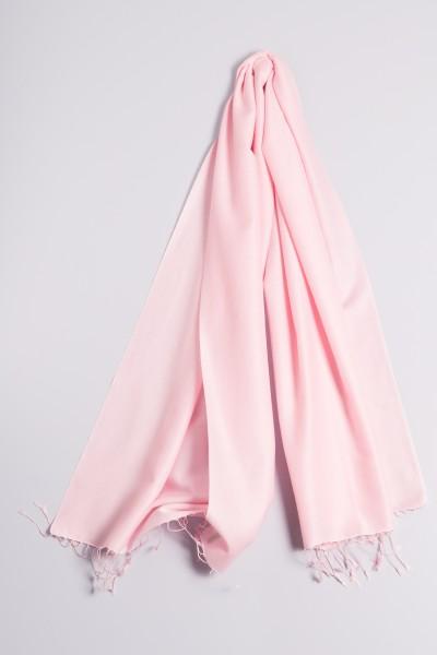 Pashmina 70x200cm rosé