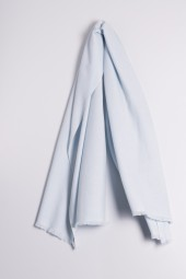 Pashmina 100% Cashmere light blue