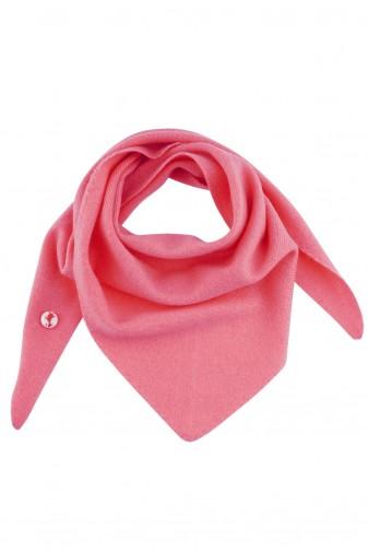 Triangle 100% Kaschmir pink
