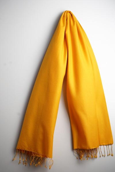 Pashmina 70x200cm tibetan yellow