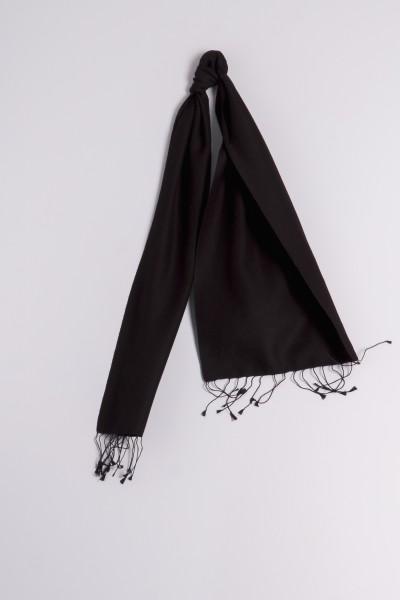 Pashmina 30x150cm schwarz