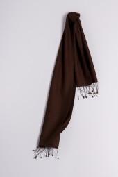 Pashmina 30x150cm brown