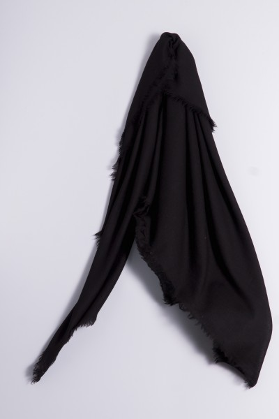 Hot Carré oversize black