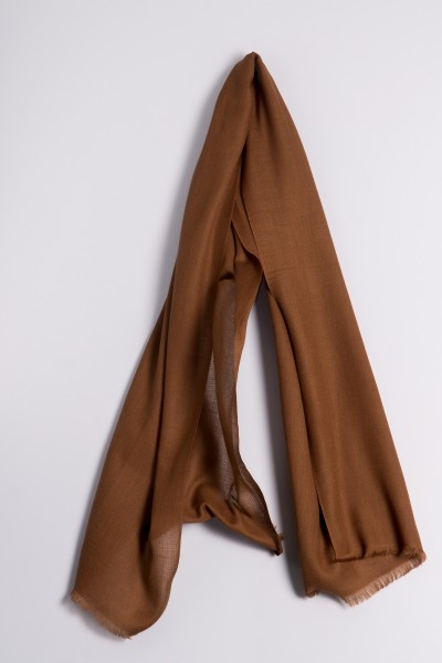 Ring-Shawl chocolate