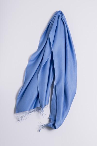 Pashmina 90x200cm sky blue