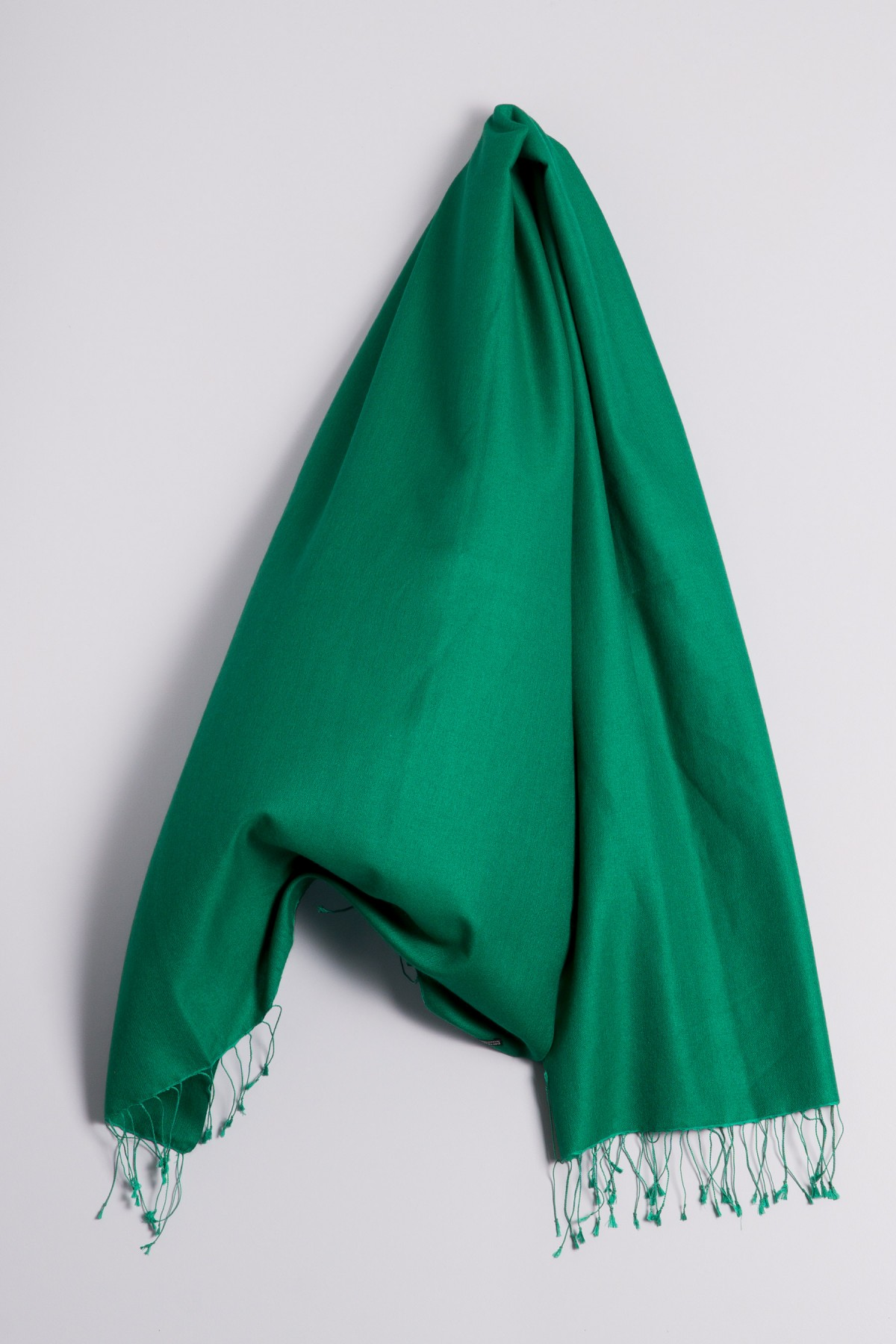 Pashmina 90x200cm forest green