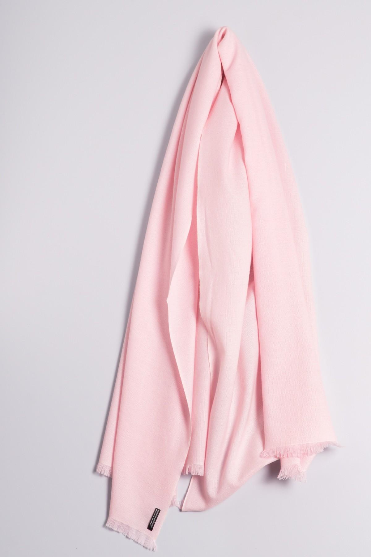 Pashmina 100% Cashmere rosé