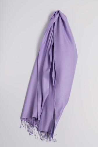 Pashmina 90x200cm lavendel