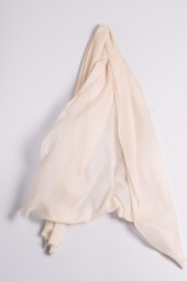 Summer Pashmina crystal gray