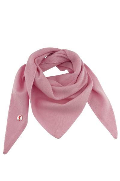 Triangle 100% Kaschmir rosy pink