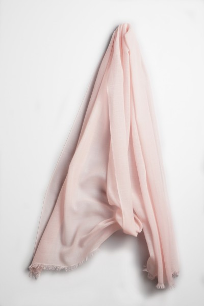 Hot Pashmina barely pink