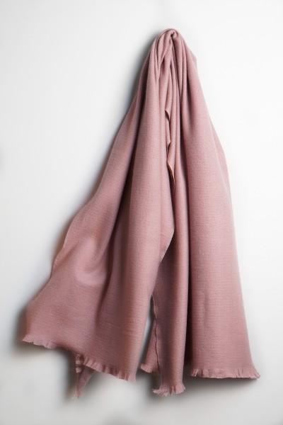 Winterstola 100% Kaschmir keepsake lilac
