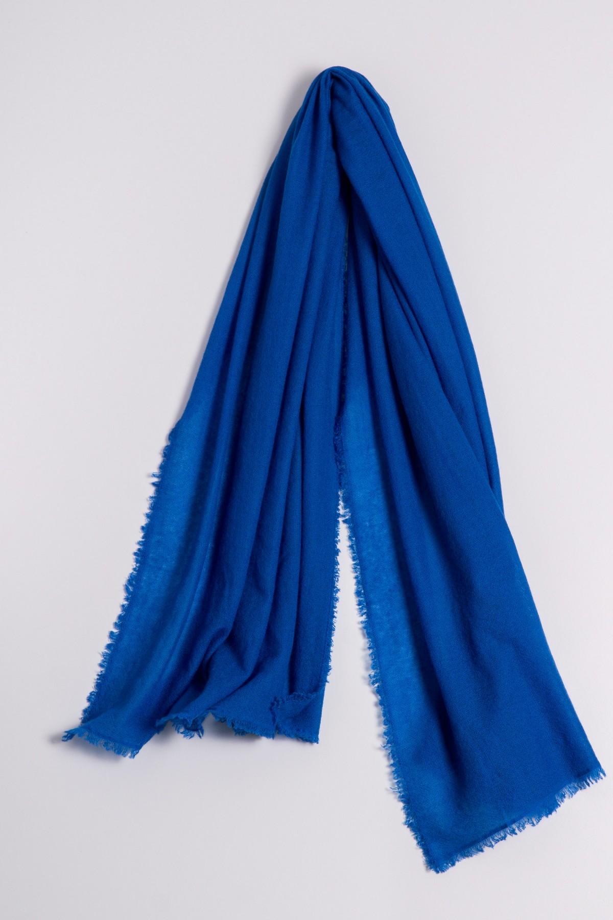 Kyōto Pashmina snorkel blue