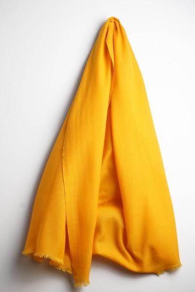 Ring-Pashmina tibetan yellow