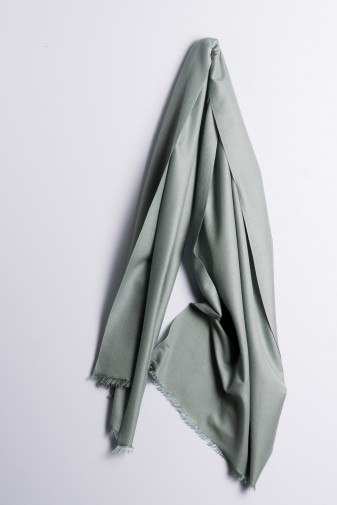 Pashmina Couture iceberg green