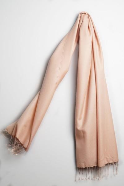 Pashmina 70x200cm cameo rosé