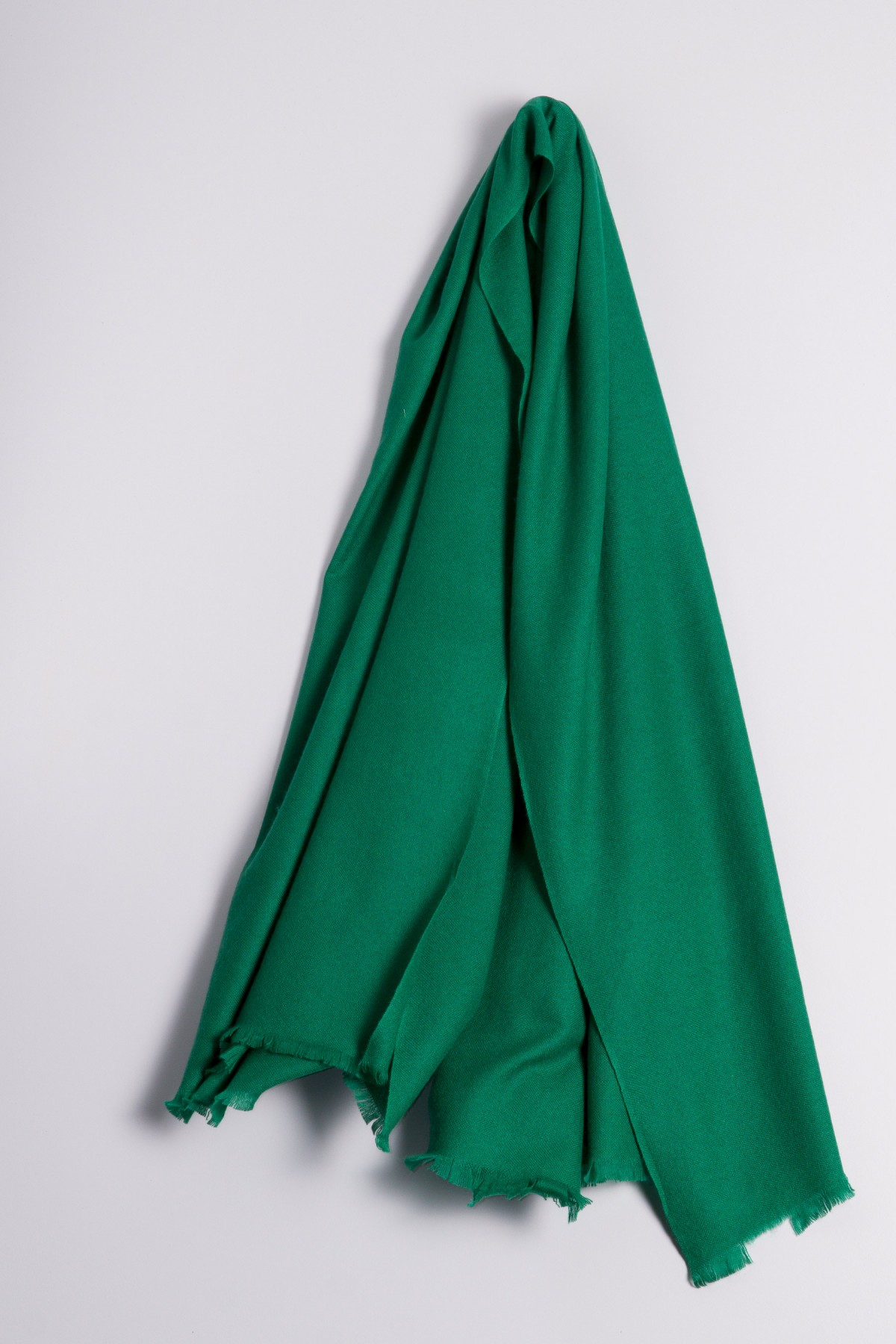 Pashmina 100% Cashmere forest green