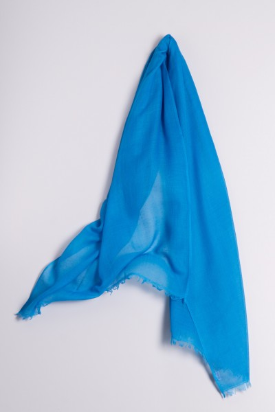 Hot Pashmina malibu blue