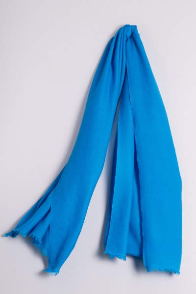 Ring-Pashmina malibu blue