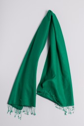 Pashmina 70x200cm forest green