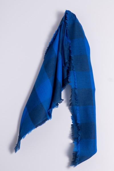 Carré Karo classic blue