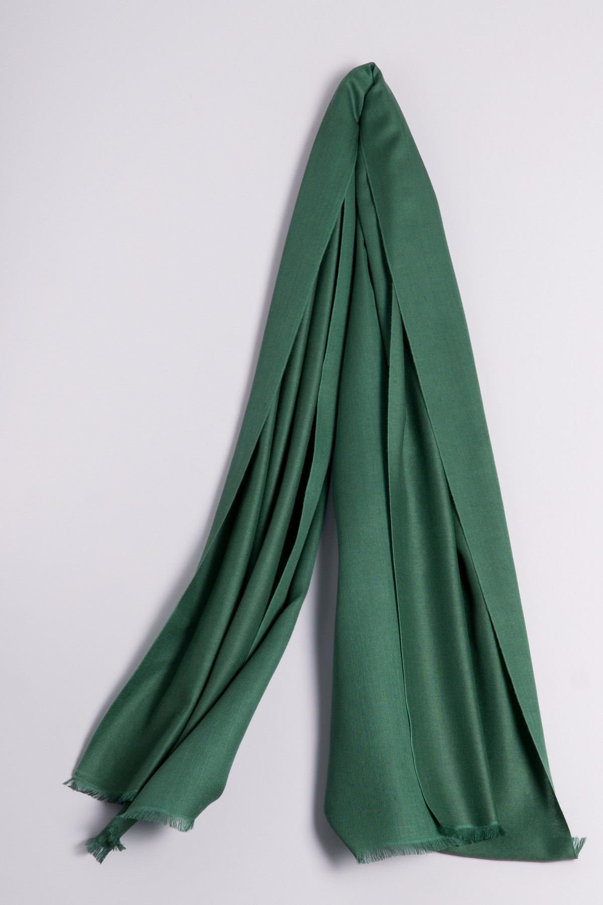 Pashmina Doubleface forest green